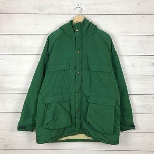 Vintage 1980s LL Bean Puffer Jacket